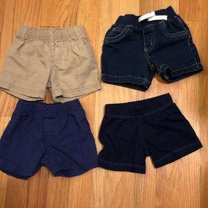 Boys 6 Month Shorts